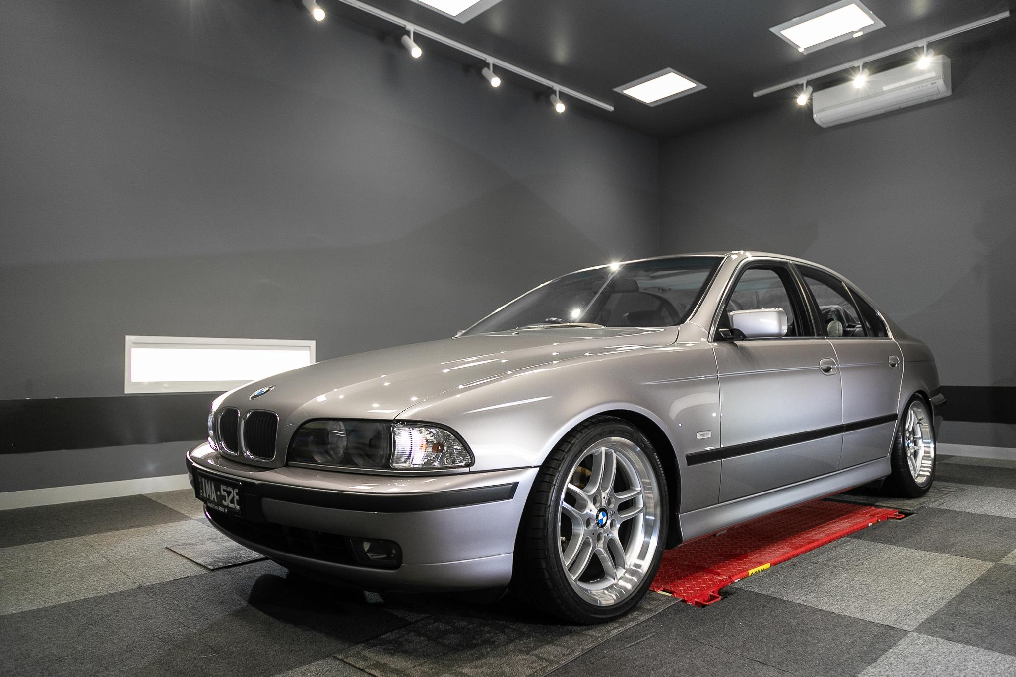 Bmw E39 528i Aspen Silver Dan S Garage Detailingdan S Garage Detailing